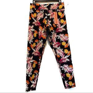 MINKPINK MOVE Floral Leggings  Size L